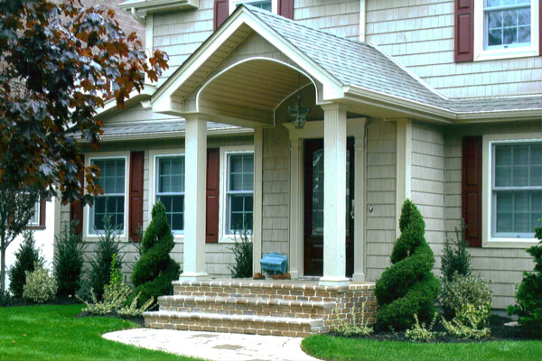 E Amp F General Contracting Porticos Long Island New York